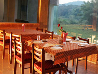 Jungle Park Resorts Thekkady Restaurant